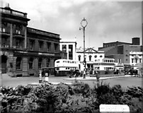SD8913 : Rochdale Town Centre, June 1949 by Dr Neil Clifton
