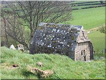 C6706 : Mortuary House of Saint Muiredeach O'Heney by John O'Kane
