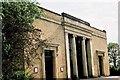 TQ2282 : West London Crematorium by Bilbo