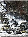 NN6947 : Allt da Ghob, Glen Lyon by Lisa Jarvis