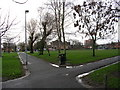 SJ7697 : Patricroft Recreation Ground by Keith Williamson