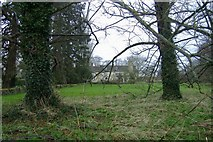 ST8986 : Foxley Manor farm by Roger Cornfoot