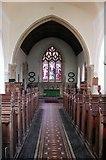 TG1022 : St Mary, Reepham, Norfolk - East end by John Salmon