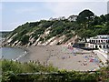 SX2654 : Millendreath Beach by Tony Atkin