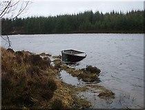 NN9147 : Loch Scoly by Lis Burke