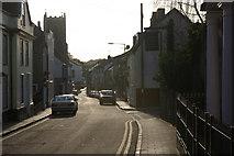 TL8683 : White Hart Street, Thetford by Stephen McKay