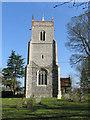 TG0704 : St Peter, Kimberley, Norfolk by John Salmon