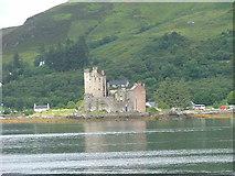 NG8825 : Eilean Donan Castle by Dave Fergusson