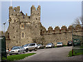 O1846 : Constable Tower, Swords Castle, Swords, County Dublin, Ireland by Peter Gerken