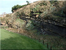 NT2274 : Craigleith Quarry (what's left) by Alan Stewart