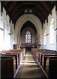 TG0135 : St Mary, Gunthorpe, Norfolk - East end by John Salmon
