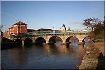SK7954 : Trent Bridge by Richard Croft