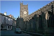 SX3384 : The Church of St Mary Magdalene by Tony Atkin