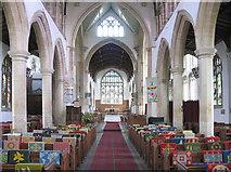 TF5520 : St Clement, Terrington St Clement, Norfolk - East end by John Salmon