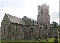 TG0826 : St Andrew, Wood Dalling, Norfolk by John Salmon