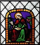 TQ6757 : St Mary, West Malling, Kent - Window by John Salmon