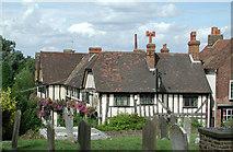 TQ6668 : Public House, Cobham, Kent by John Salmon