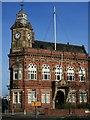 NZ4518 : Thornaby Town Hall by Mick Garratt