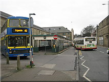 SD8122 : Rawtenstall Bus Station by Paul Anderson