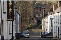 D3115 : Castle Street, Glenarm by Albert Bridge