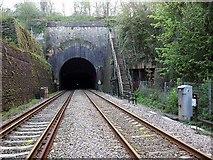 ST8569 : Box Tunnel by Derek Hawkins