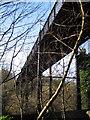 NZ2666 : Under the Bridge by wfmillar
