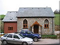 SJ2535 : Converted chapel at Craignant by Peter Craine