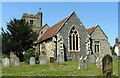 TQ8952 : St Mary, Lenham, Kent by John Salmon
