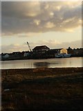 TG5107 : The River Yare, Great Yarmouth, Norfolk by Bob Crook