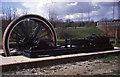 SJ4077 : Steam engine, Ellesmere Port by Chris Allen