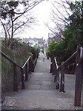 TQ8485 : Leigh Steps by Julieanne Savage