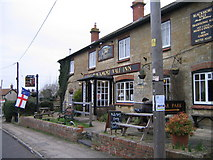 ST7719 : Blackmore Vale Inn, Marnhull by Kevin Young