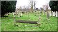 TL1344 : St Leonard, Old Warden, Beds - Churchyard by John Salmon