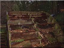 SY8888 : Rusting Water Wheel at Trigon Farm by ANDY FISH
