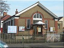 TQ1884 : Wembley Gospel Hall by Danny P Robinson