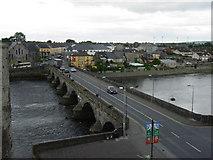 R5757 : Limerick - Thomond Bridge by Colin Park