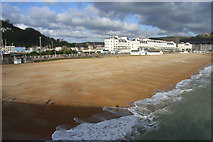 TR3140 : Dover Beach by Nigel Smith