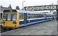 SE4225 : Castleford railway station by Wilson Adams