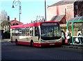 SJ4692 : Prescot Bus Station by Tom Pennington