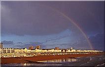 TQ3103 : Brighton Beach from the Pier by Christine Matthews