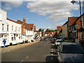 TQ7736 : High Street, Cranbrook by Oast House Archive