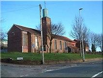 SJ9146 : St. Stephens Church, Bentilee by Steven Birks