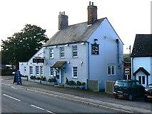 SU1872 : 'Silks on the Downs', restaurant and bar, Ogbourne St Andrew. near Marlborough by Brian Robert Marshall