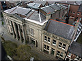 SJ9173 : Macclesfield Town Hall and old Police Station by mike porter