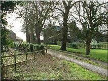 TF2714 : Queen's Bank farm, Moulton West Fen by David Prestidge