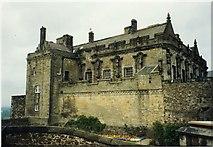 NS7894 : Stirling Castle by Tom Pennington