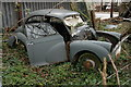 SO9046 : An old Morris Minor by Philip Halling