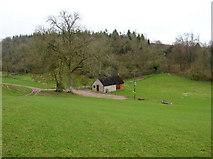 SU8216 : Monkton Farm by Simon Carey