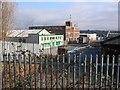 SK5345 : Industrial units on Greasley Road, Bulwell by Nikki Mahadevan