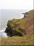 TA1281 : The View Towards Filey Brig by DAVID JOHN SHERLOCK